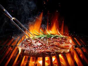 בשר בערב דוכני בשר