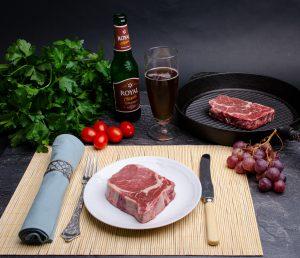 בשר בבירה הצעת הגשה